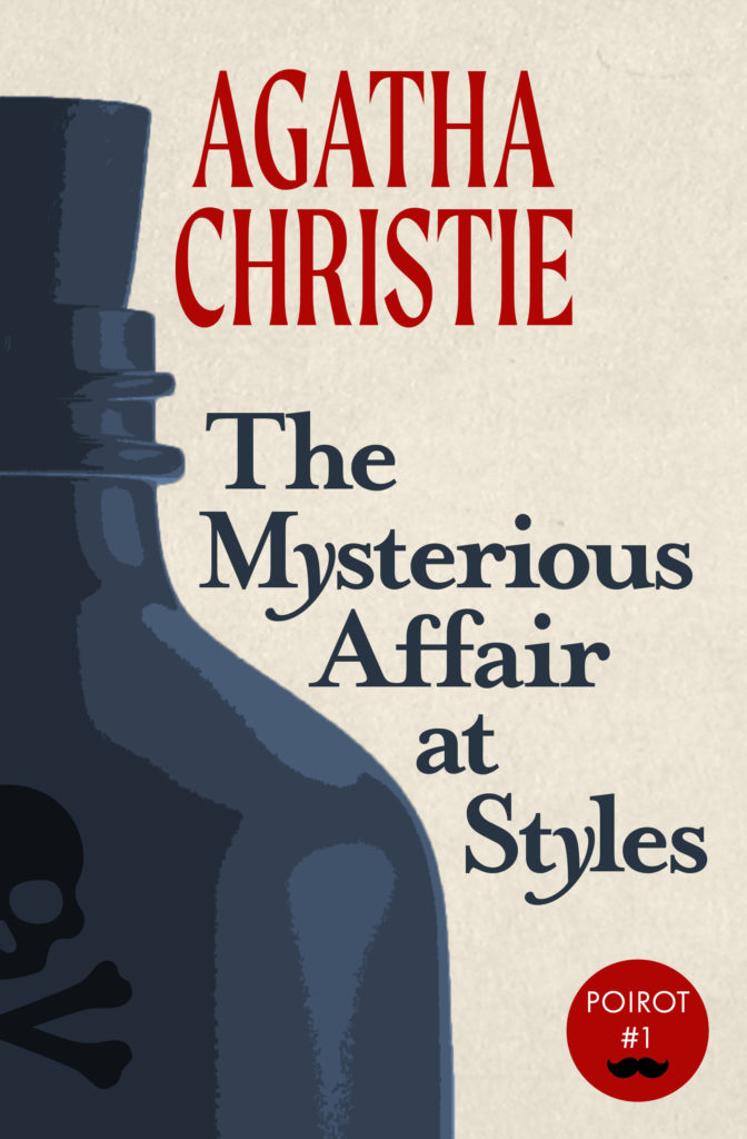 The Mysterious Affair at Styles by Agatha Christie cover