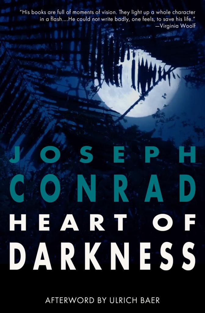Heart of Darkness by Joseph Conrad book cover