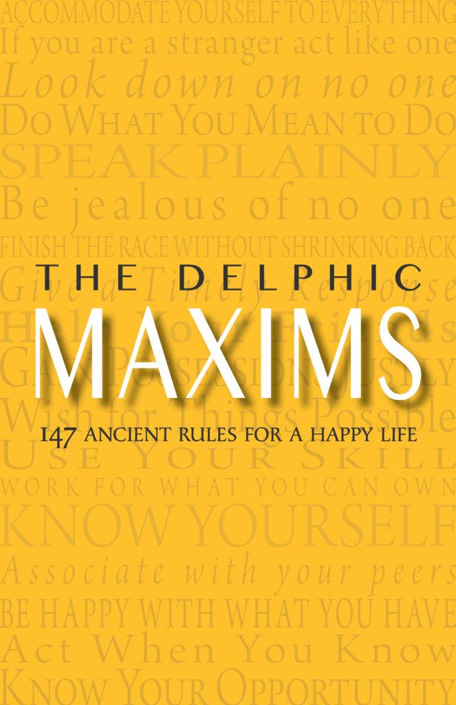 The Delphic Maxims