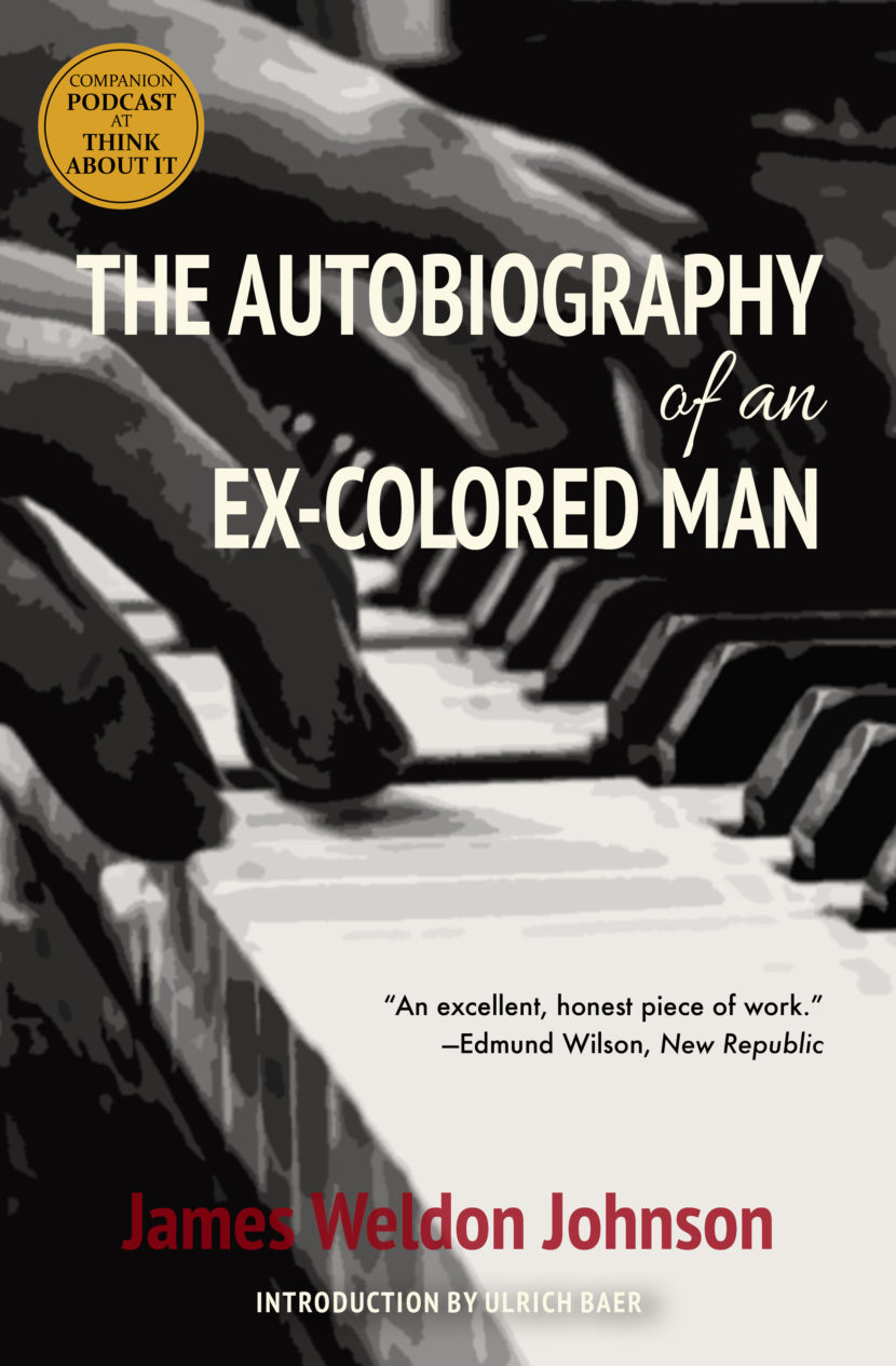 The Autobiography of an Ex-Colored Man cover