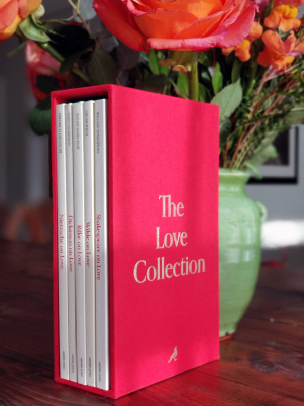 1 Love Collection set with background
