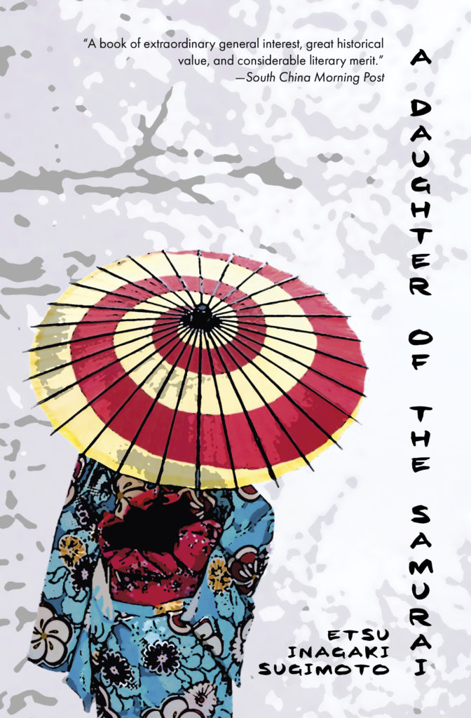 A Daughter of the Samurai cover