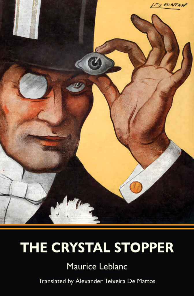 The Crystal Stopper cover