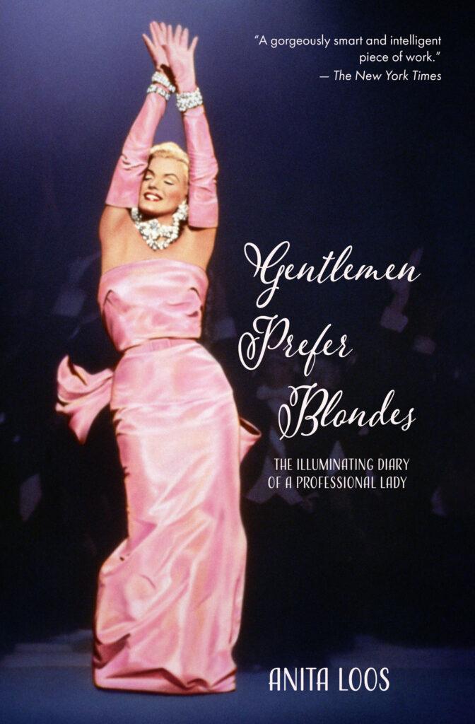 Gentlemen Prefer Blondes cover