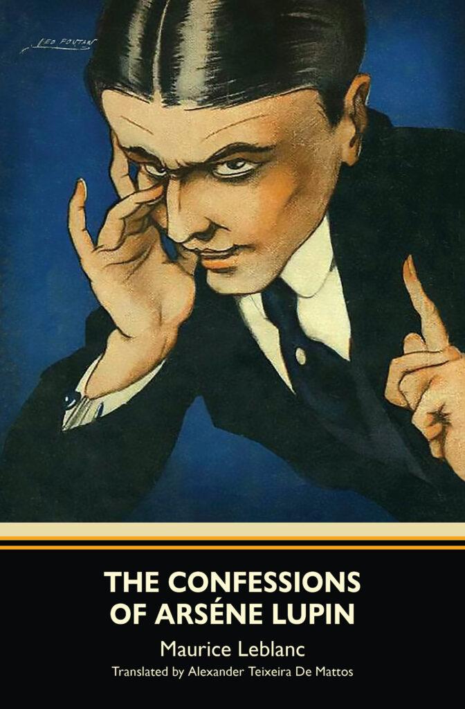 Leblanc Confessions cover half
