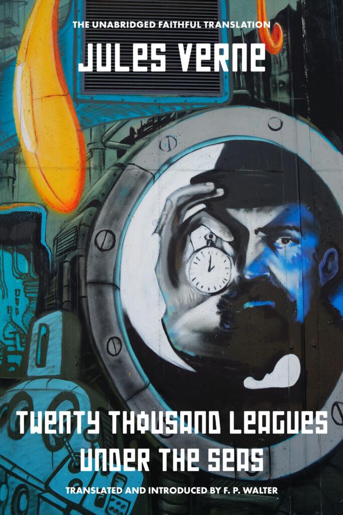 Twenty Thousand Leagues Under the Seas cover