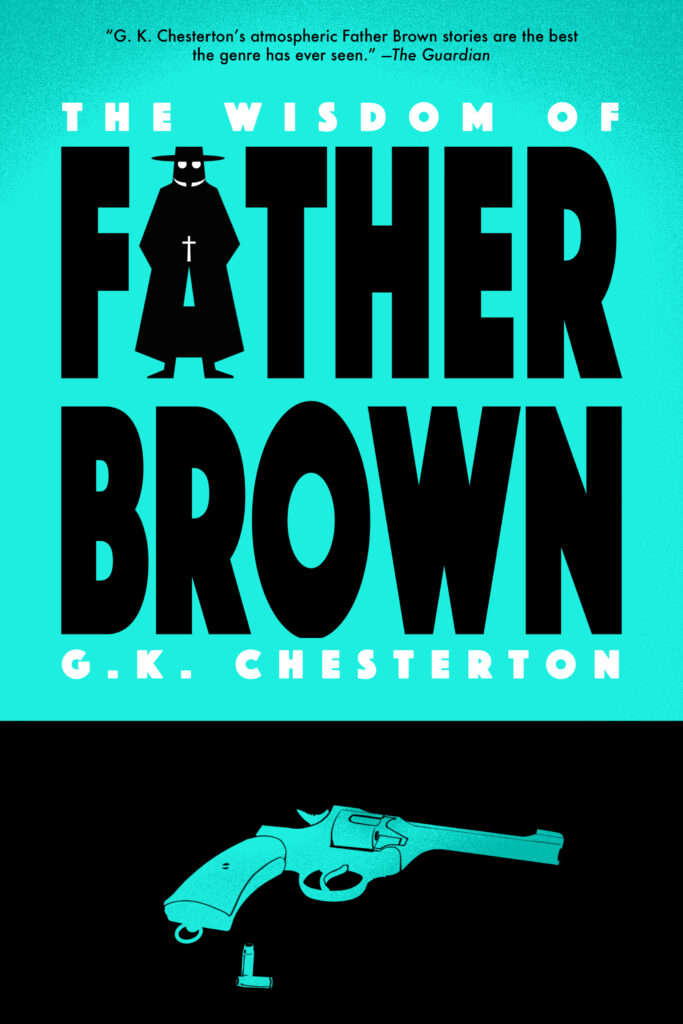 The Wisdom of Father Brown cover