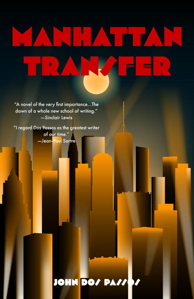 Manhattan Transfer cover