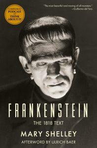 Frankenstein cover